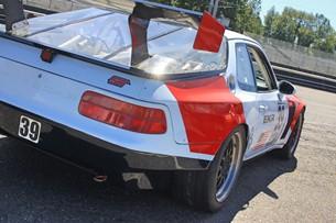 Team EKR Porsche | 968 Turbo